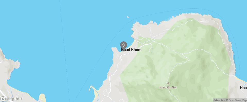 Map for Ocean View Beach Resort
