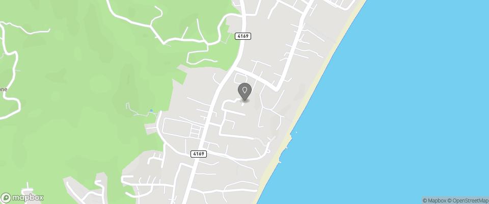 Map for Varinda Resort