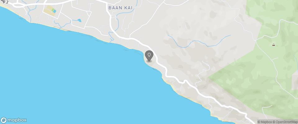 Map for Golden Beach Resort