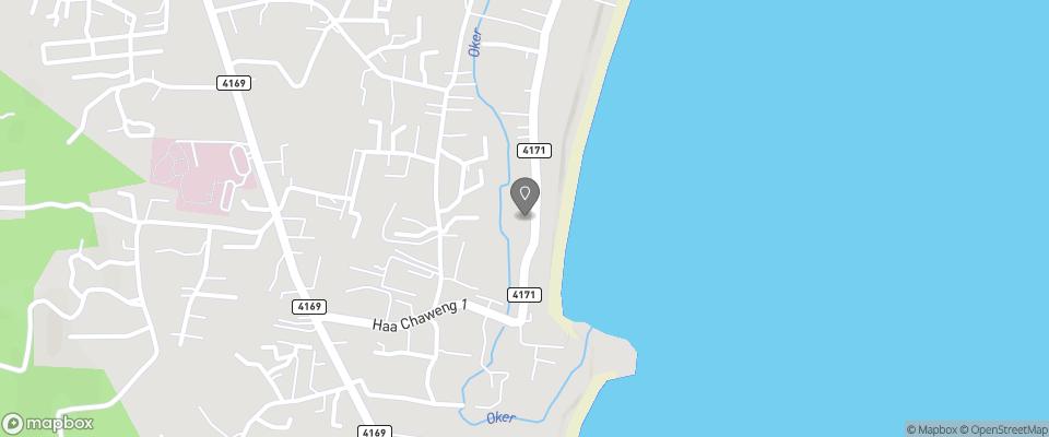 Map for Sans Souci Samui