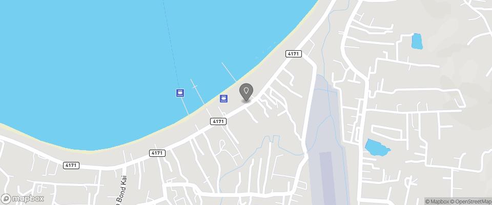Map for Punnpreeda Beach Resort