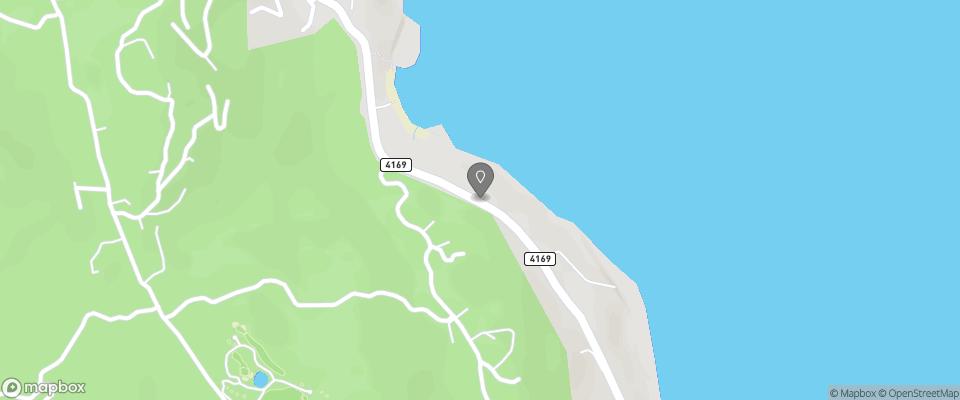 Map for The Kala Samui