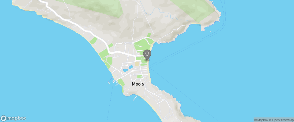 Map for Phangan Bay Shore Resort