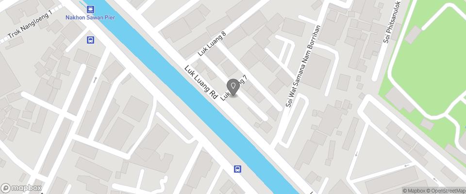 Map for Loog Choob Homestay