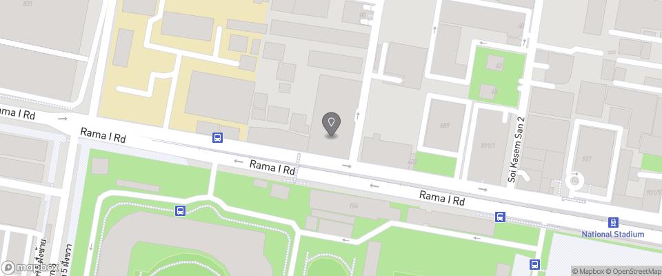 Map for Siam@Siam Design Hotel