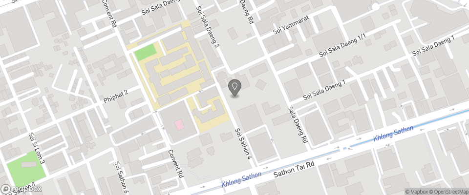 Map for Mirth Sathorn Hotel