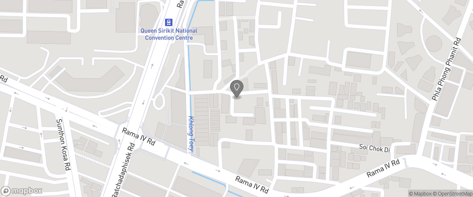 Map for de Talak Hostel