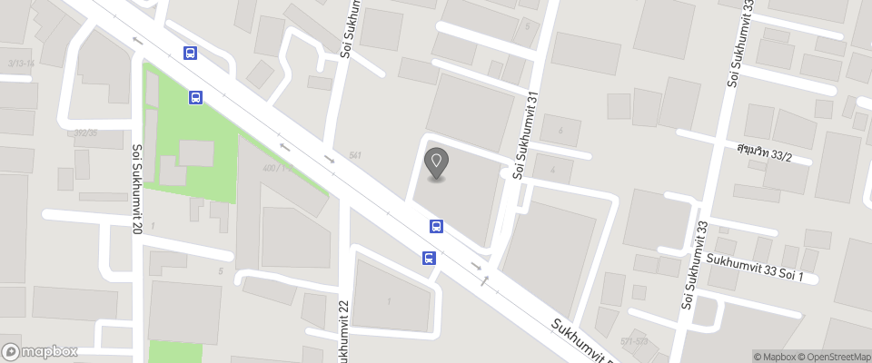 Map for S Box Sukhumvit Hotel