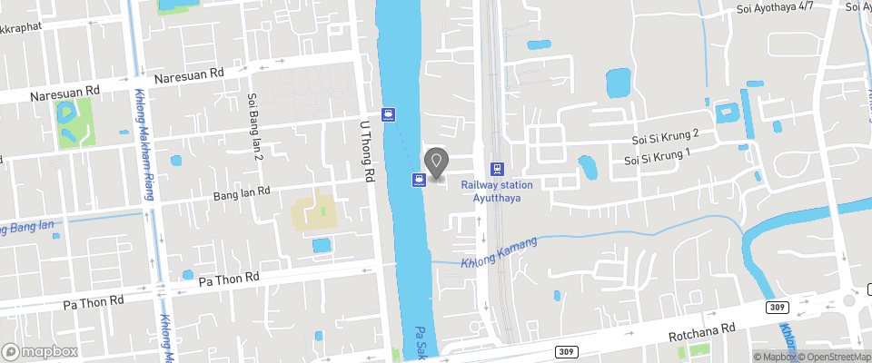 Map for Baan Are Gong Homestay