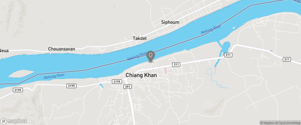 Map for Chiang Khan Riverview Guesthouse