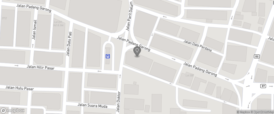 Map for Azam Hotel