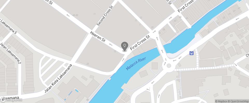 Map for Heeren House
