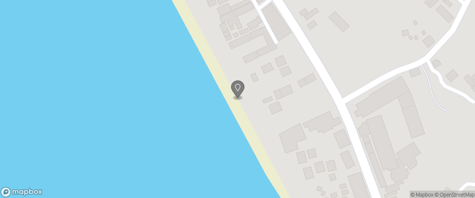 Map for Apple Beachfront Resort