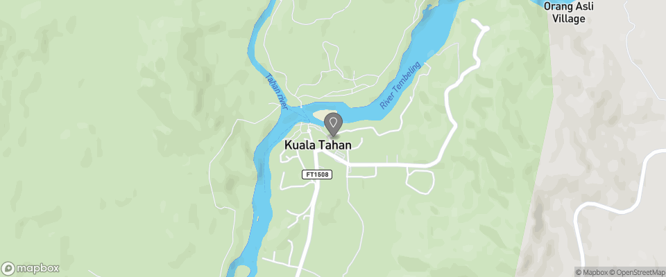Map for Agoh Chalet