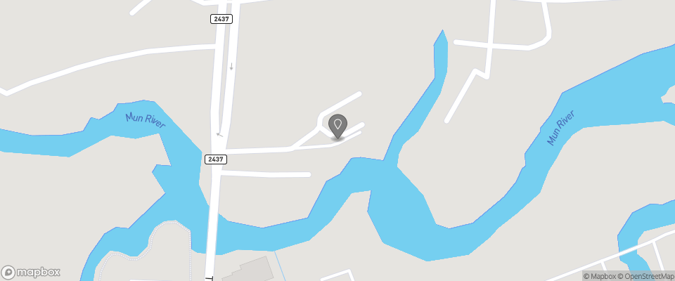 Map for Moon River Resort