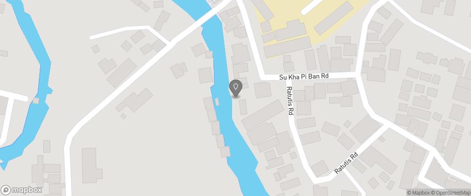 Map for Baanrimnam Resort