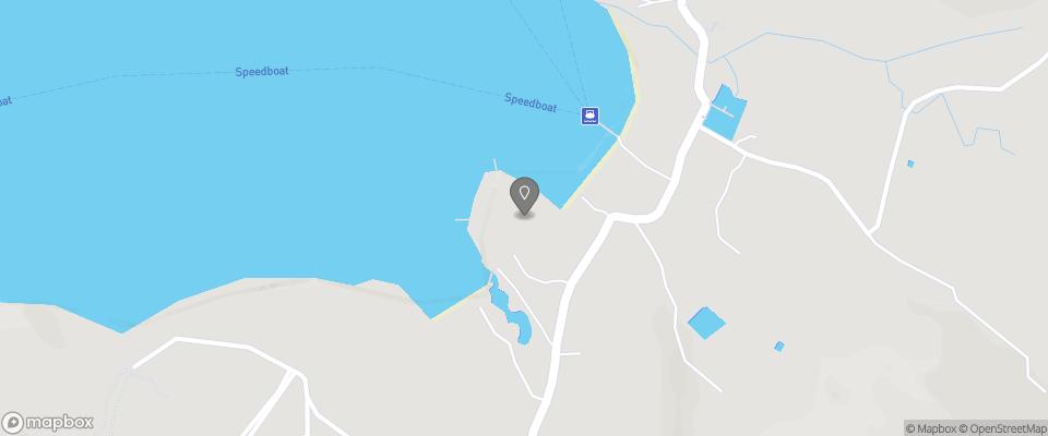 Map for Horizon Resort