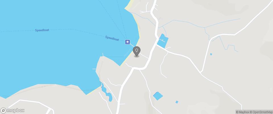 Map for Dusita Resort