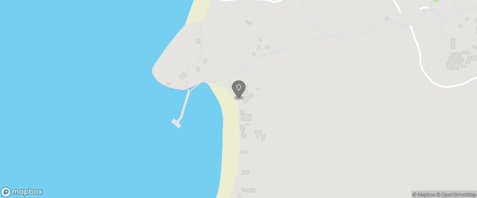 Map for Ombak Resort