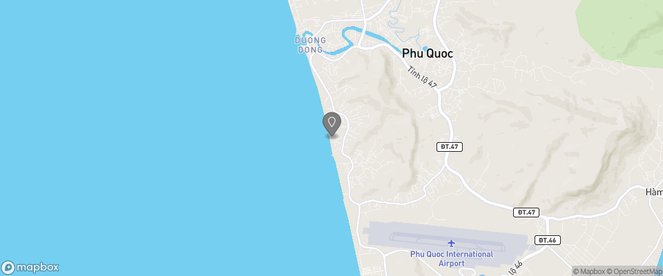 Map for Phuong Binh House