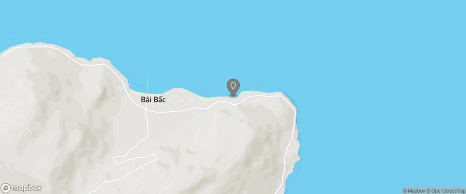 Map for Beach Guesthouse
