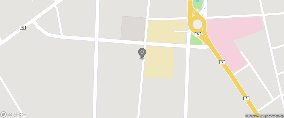 Map for Chanthea Borint Hotel