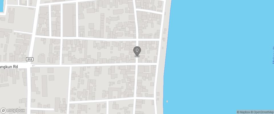 Map for Baan Ing Oon
