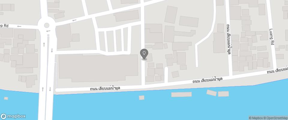 Map for 28 Rachabutr Hostel