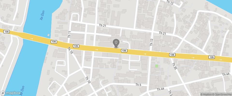 Map for Seng Aroun Hotel