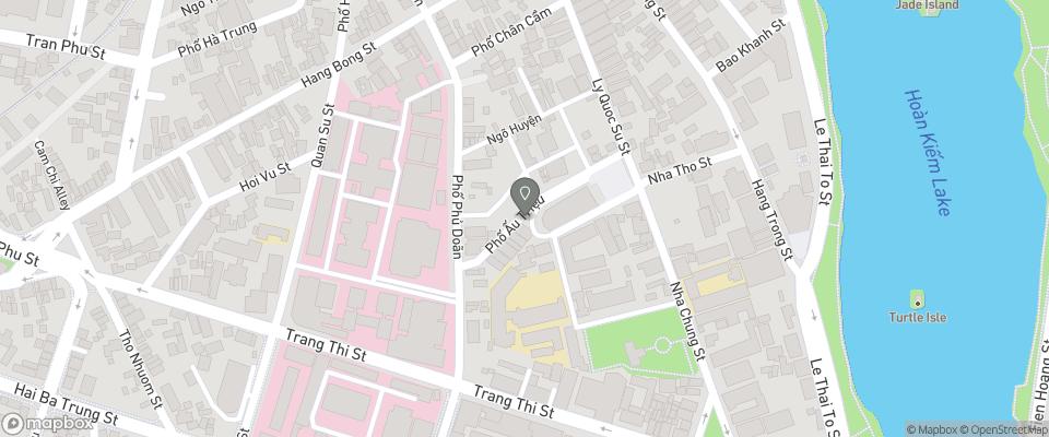 Map for Joseph's Hotel
