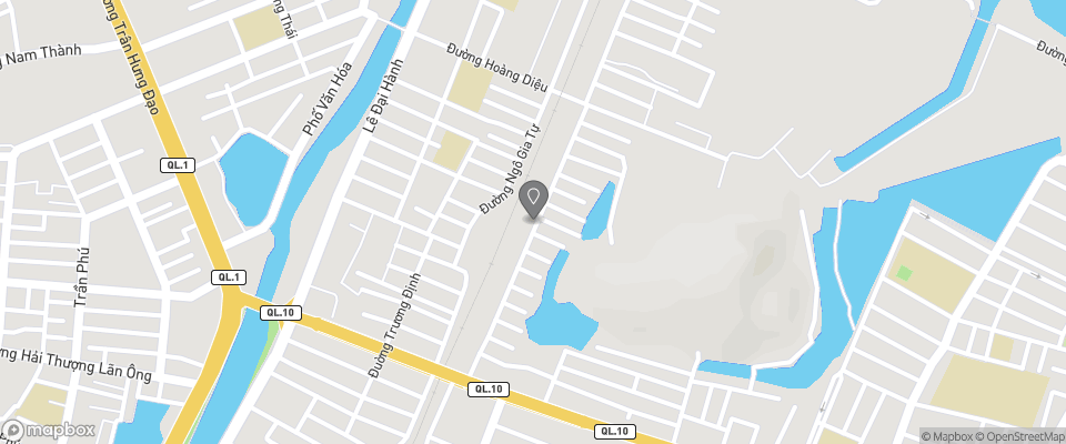 Map for Canh Dieu Hotel