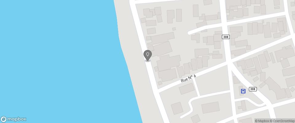 Map for Oudom Sambath Hotel
