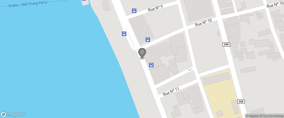 Map for Heng Heng II Hotel