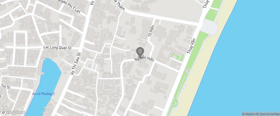 Map for Nguyen Ha Hotel