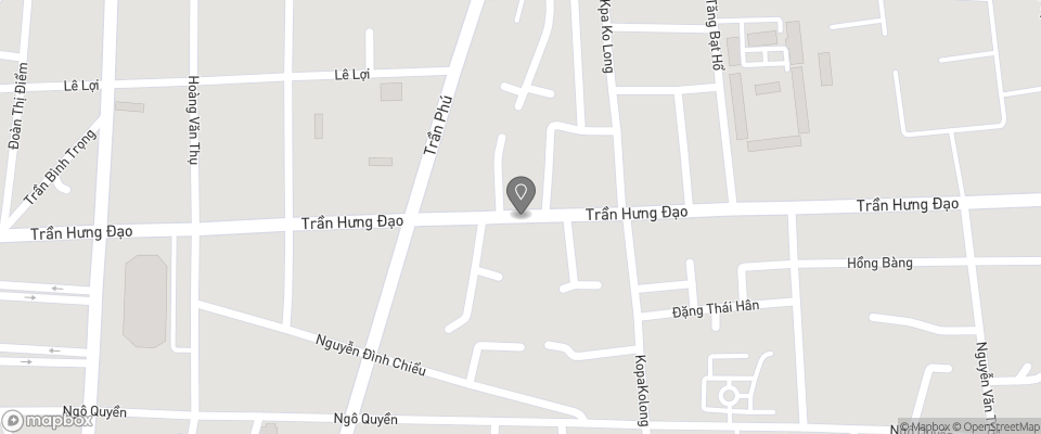 Map for Binh Minh Hotel