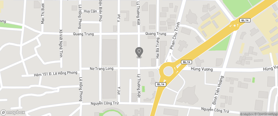 Map for Thanh Binh Hotel