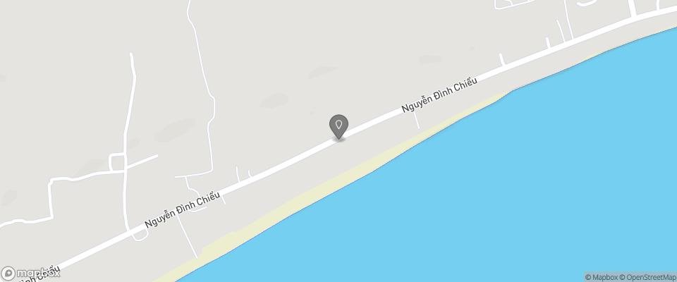 Map for Villa Aria