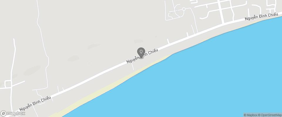 Map for Sunrise Resort