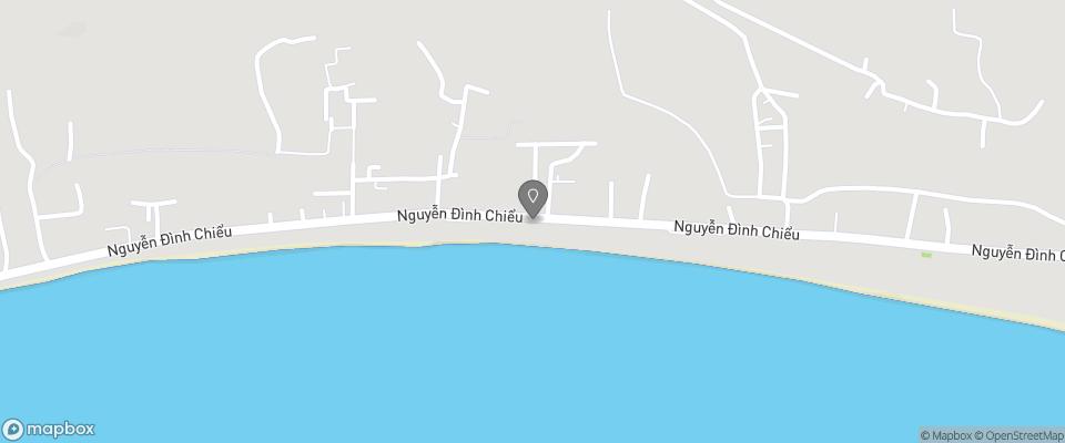 Map for Rang Garden Beach Side
