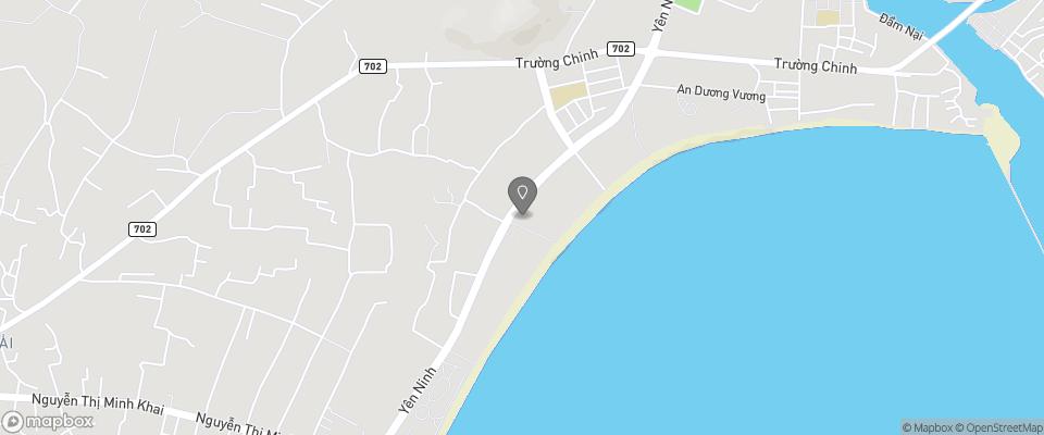 Map for Aniise Villa Resort