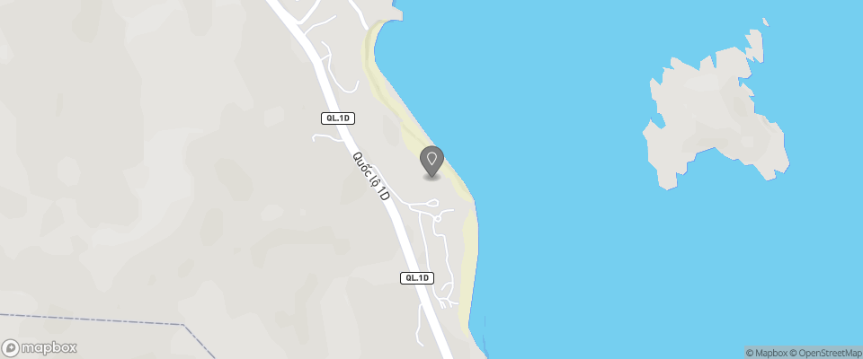 Map for Avani Resort and Spa