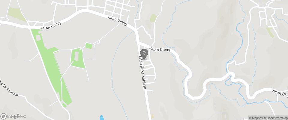 Map for Homestay Flamboyan 2