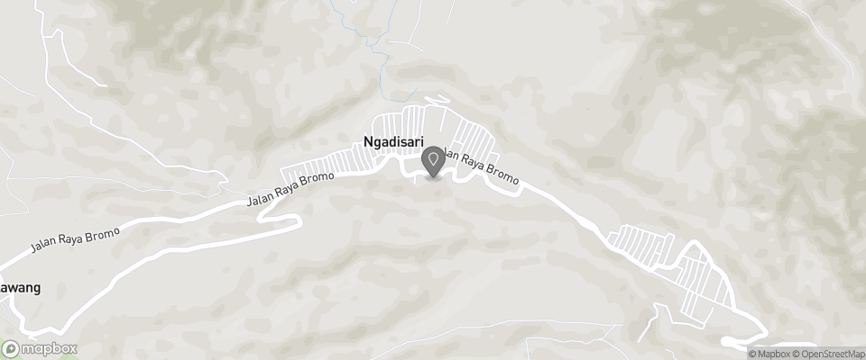 Map for Pagupon Bromo