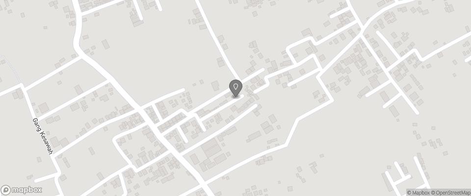 Map for Pondok Wisata Sari House
