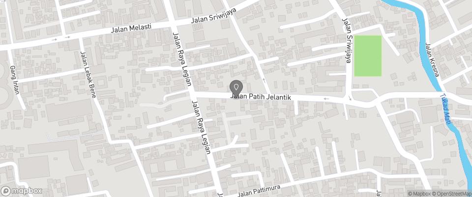 Map for Kayun Hostel