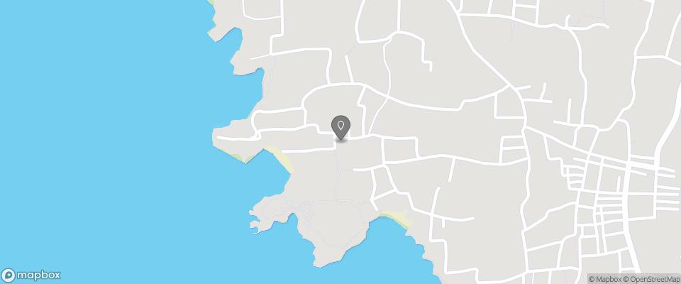 Map for Komodo Garden