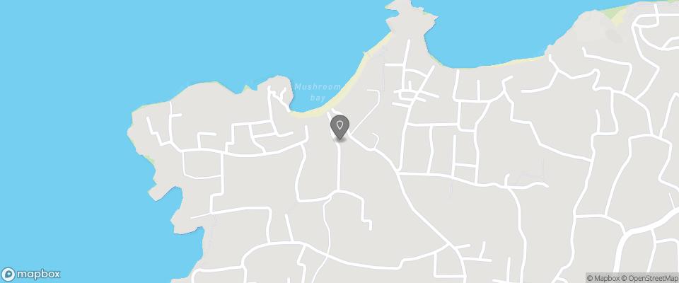 Map for Sanghyang Bay Villas
