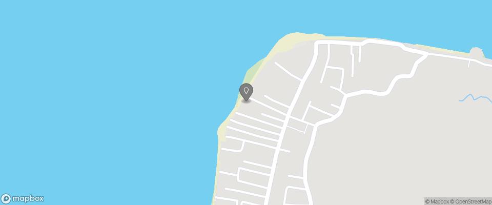 Map for Pemedal Beach Resort
