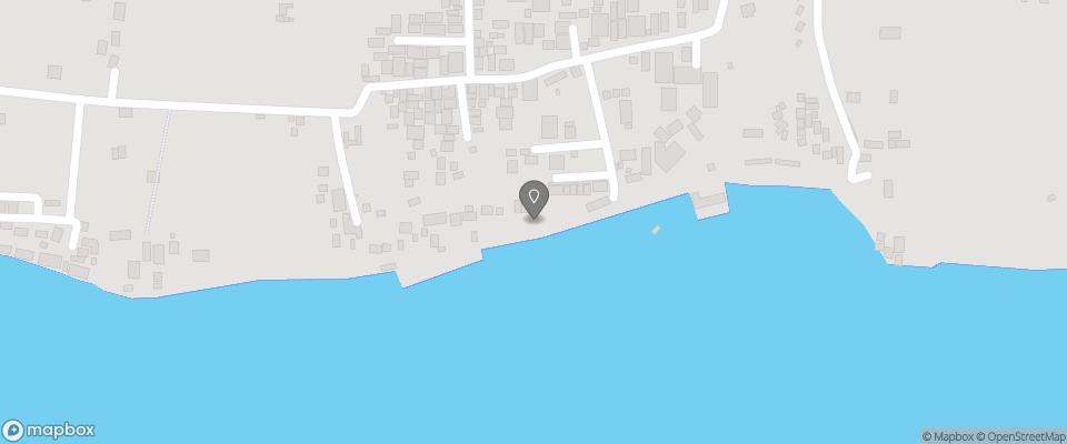 Map for Amarta Beach Inn Bungalows