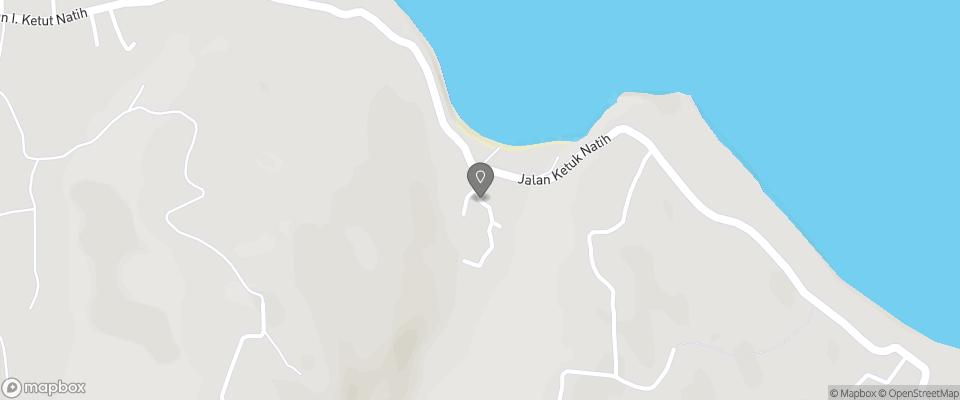 Map for Kubuku Homestay